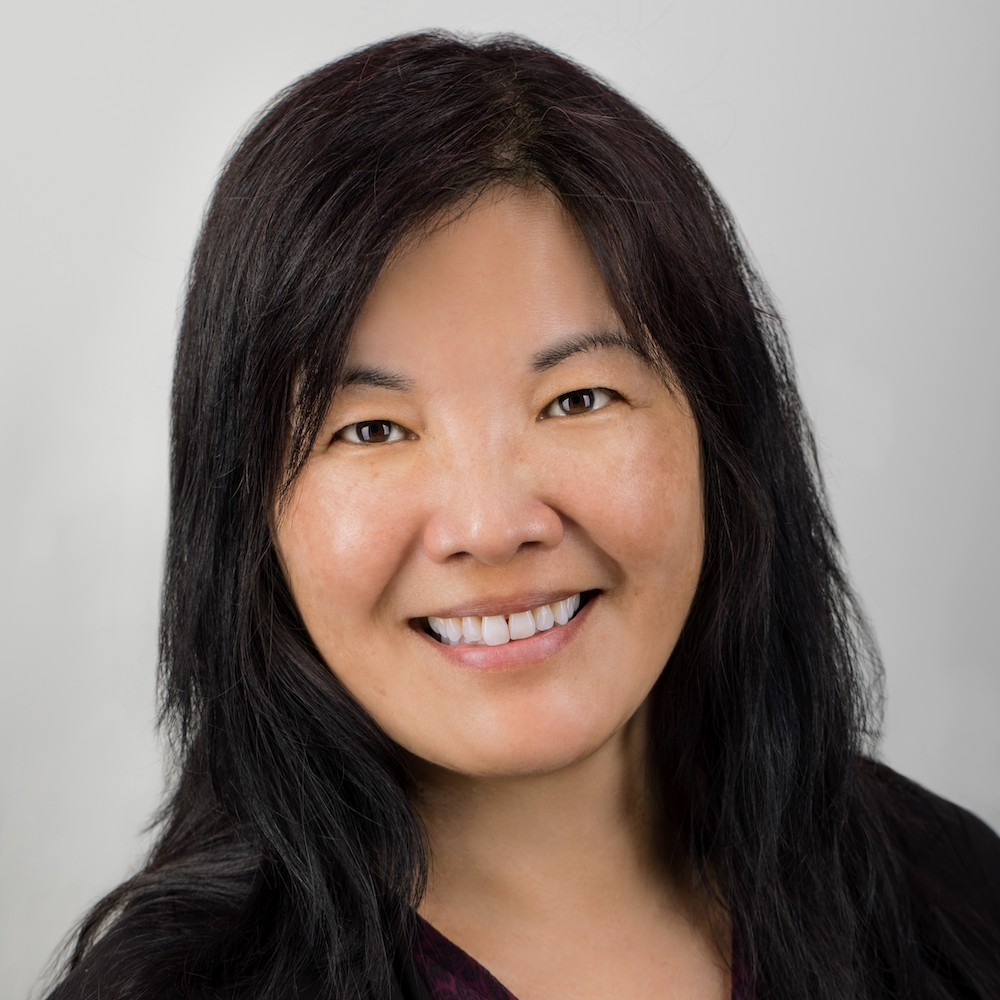 A head and shoulders photo of Margaret Lee